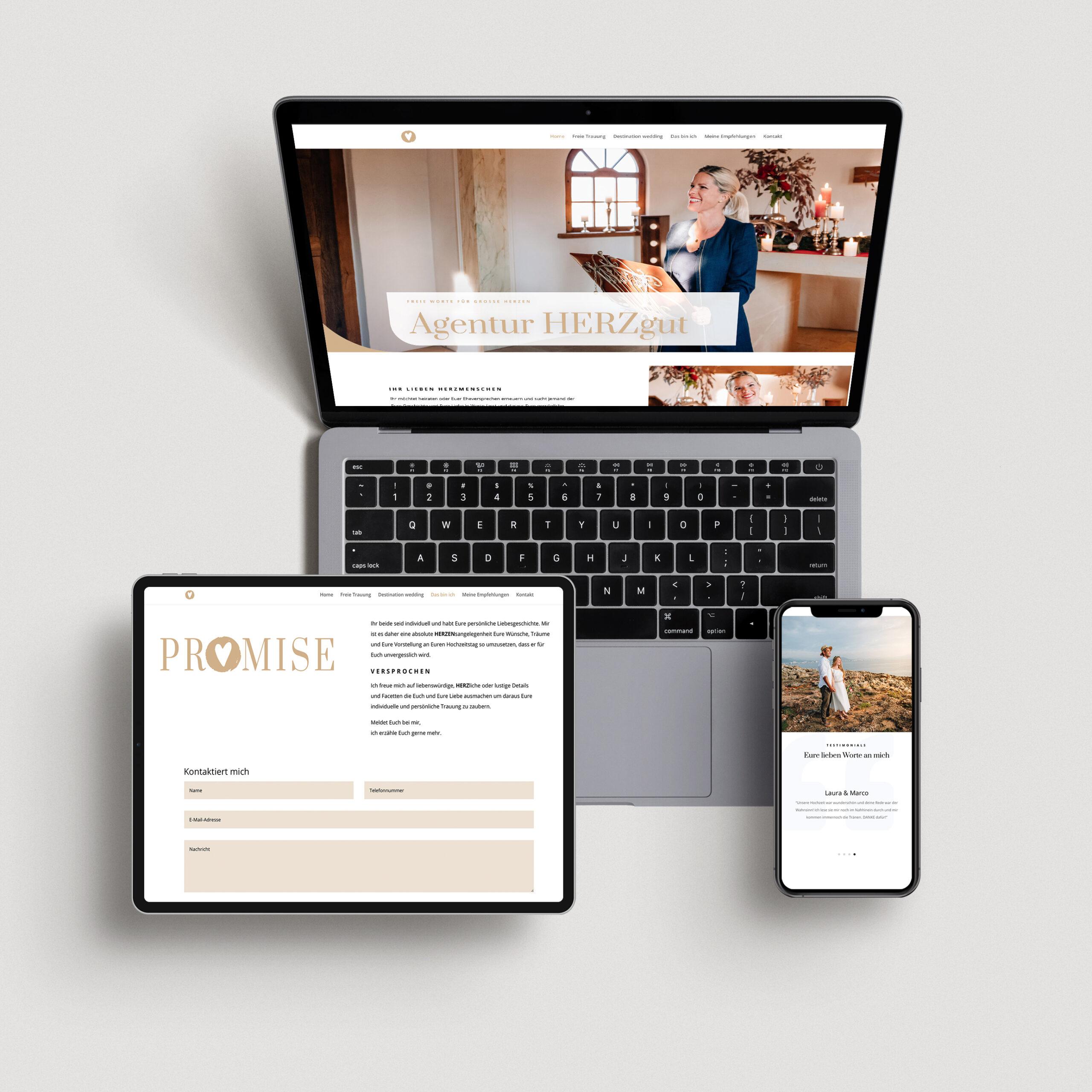 rebrand - website & CI
